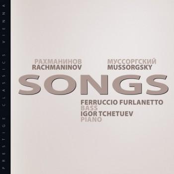 Sergei Rachmaninov, Modest Mussorgsky - Songs